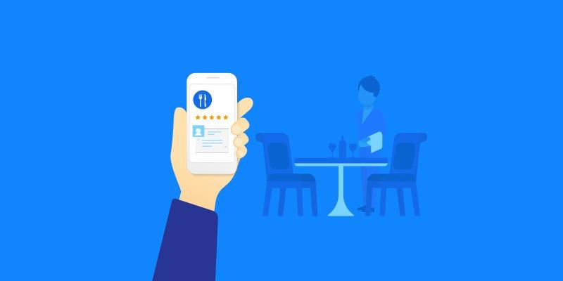 restaurant app 800x400 - 10دلیل که رستوران شما به اپلیکیشن نیاز دارد