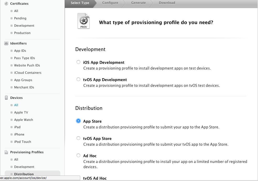 انتشار اپلیکیشن در اپ استور App Store
