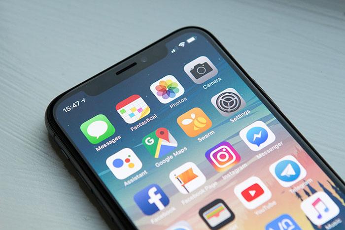 نام اپلیکیشن موبایل