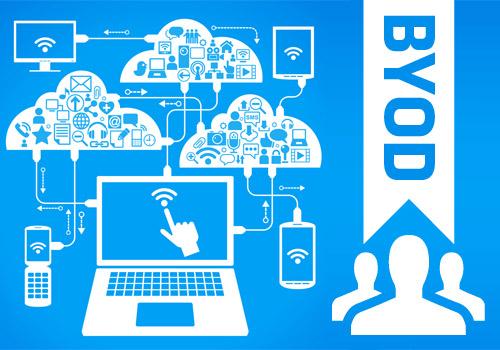 استراتژی BYOD