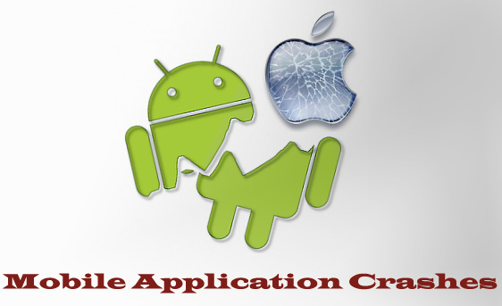 Mobile-application-crashes