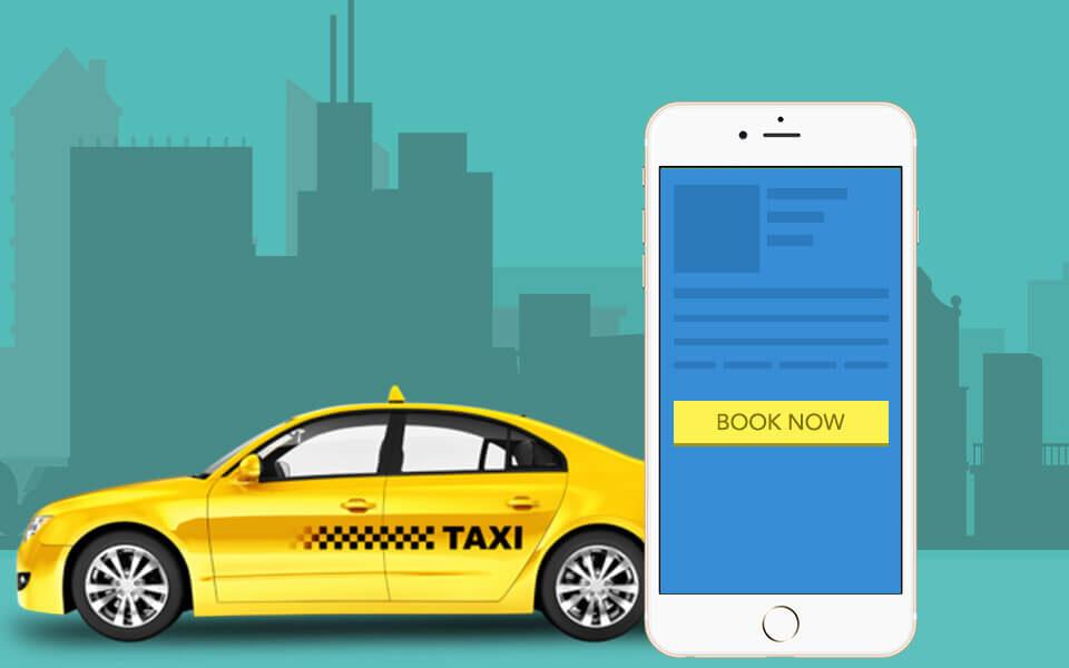 اپلیکیشن درخواست تاکسی