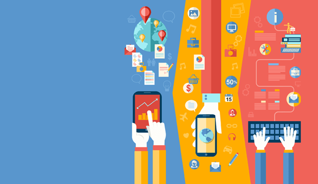 ساخت اپلیکیشن موبایل برای کسب و کار شما