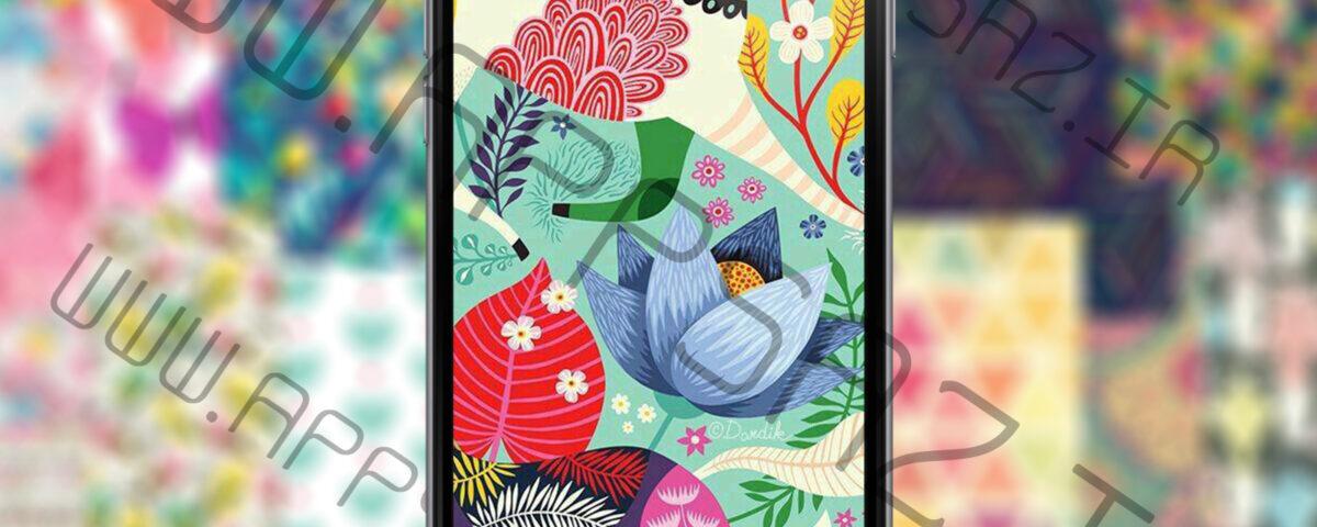 رنگ ها در اپلیکیشن های موبایل چه نقشی دارند؟ | در اپ ساز بخوانید! @appsaz_ir