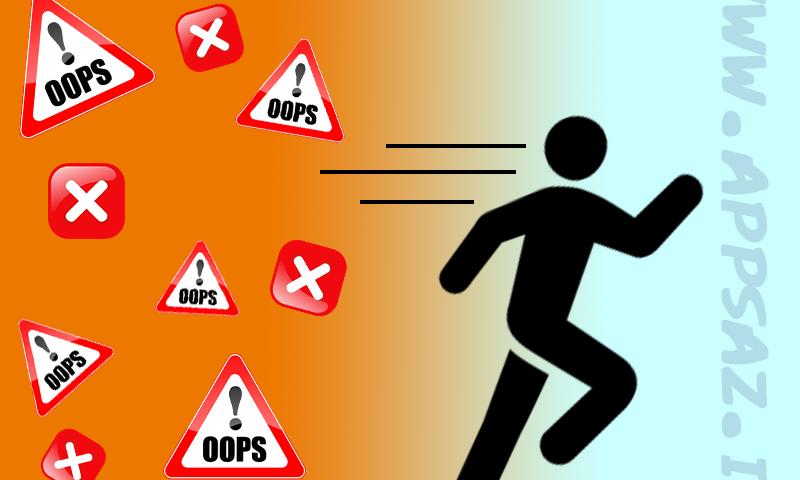 اشتباهات رایج در ساخت اولین اپلیکیشن موبایل که باید از آن ها فرار کنیم!!! @appsaz_ir