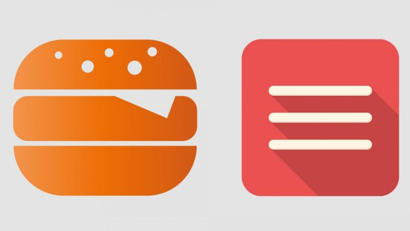 بررسی انواع منوهای اپلیکیشن از نظر تجربه کاربری(UX)