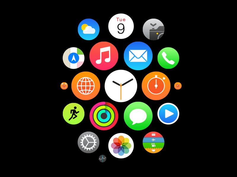تنوع در استفاده از اپلیکیشن ها و استایل ها