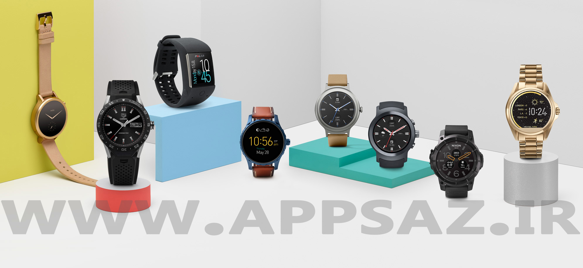 Android Wear چیست؟