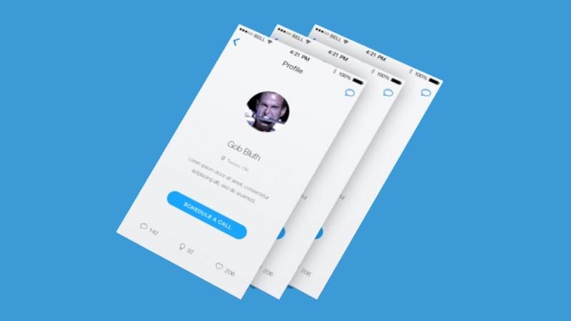 visitcard - ساخت کارت ویزیت در اپلیکیشن