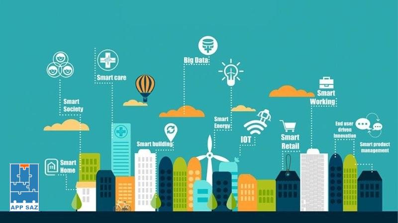 اپ ها و دستگاه های مناسب برای یک شهر هوشمند