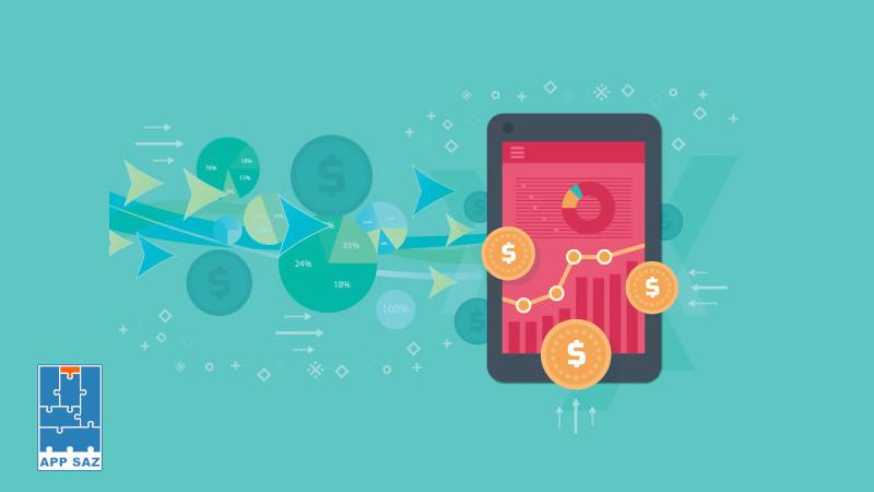 ۸ راه درآمدزایی از برنامه موبایل
