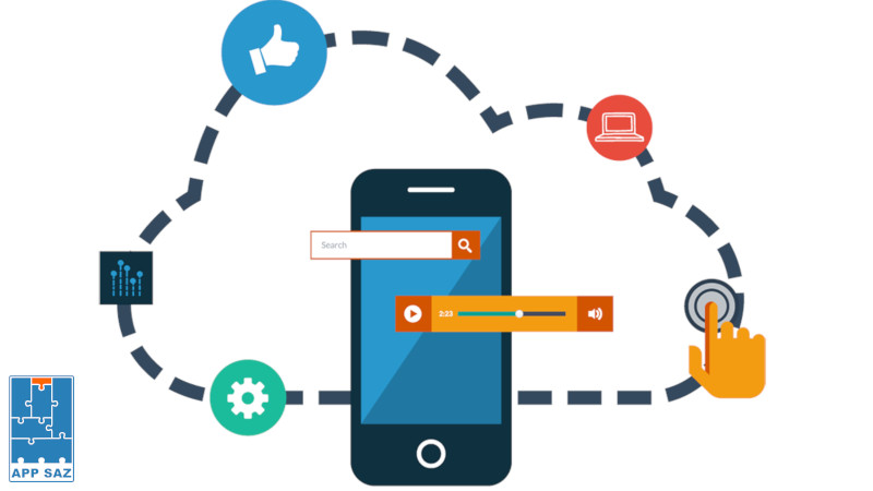 طراحی نقشه راه مشتری یا Journey Map برای کاربران اپلیکیشن