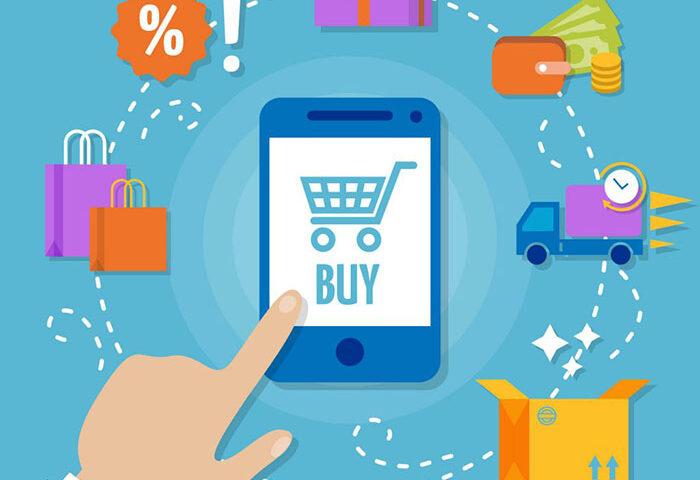 فروش حرفه ای محصولات با اپلیکیشن فروشگاهی ووکامرس