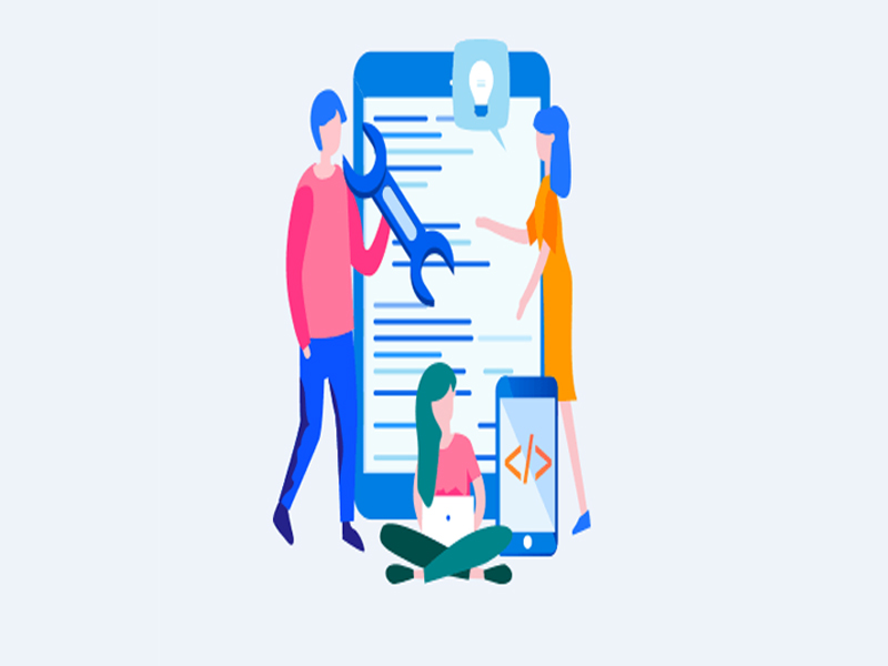 اپلیکیشن ساز آنلاین موبایل