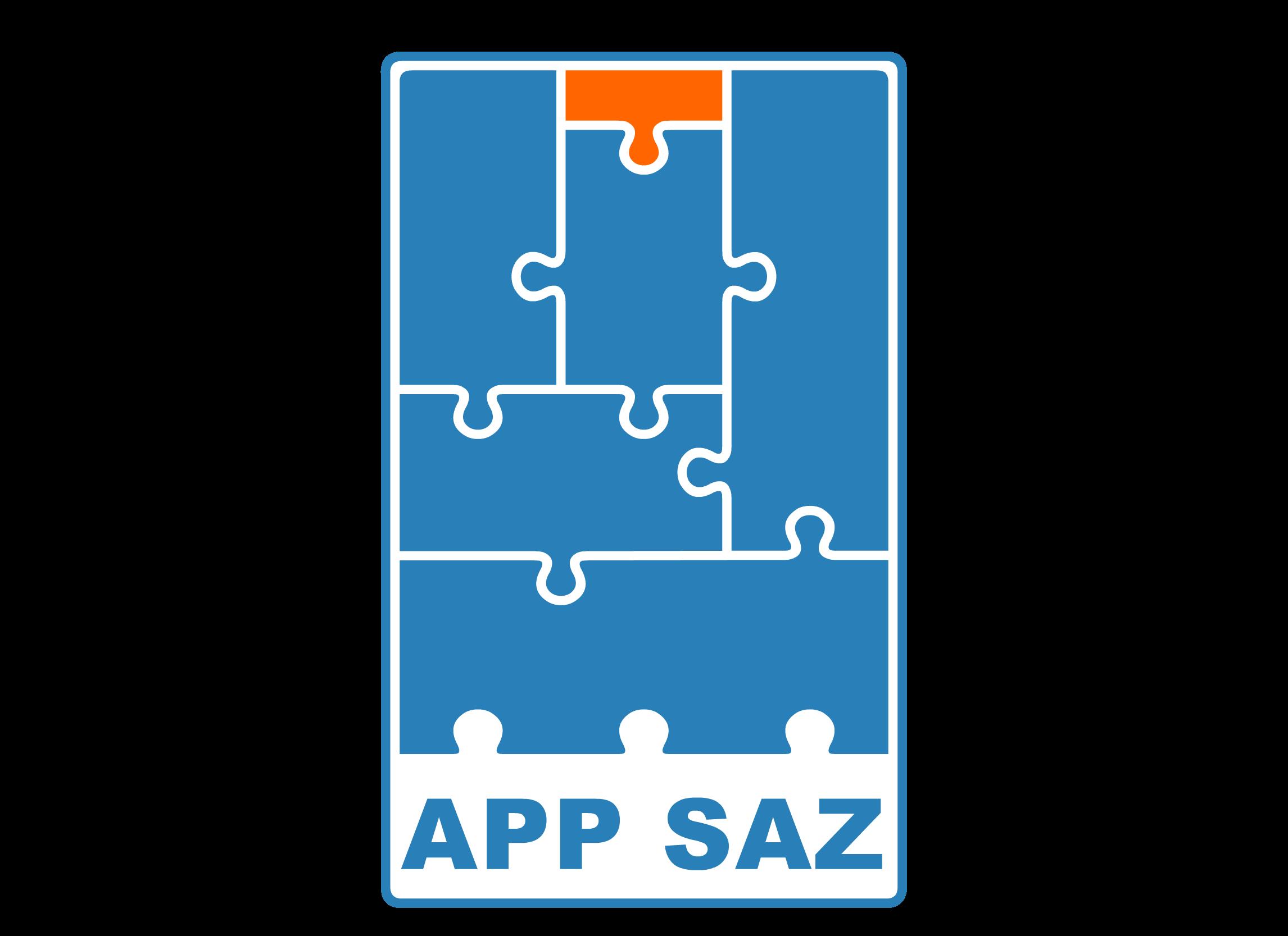 لوگوی شرکت اپ ساز – اپ ساز مرکز طراحی و ساخت اپلیکیشن های موبایل