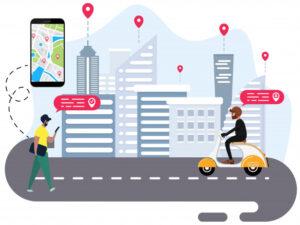 اپلیکیشن تاکسی آنلاین