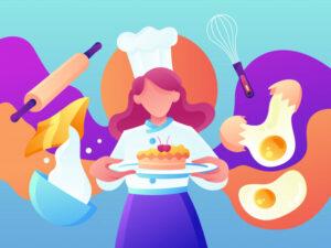 اپلیکیشن آشپزی