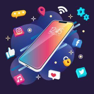 درآمد اپلیکیشن موبایل