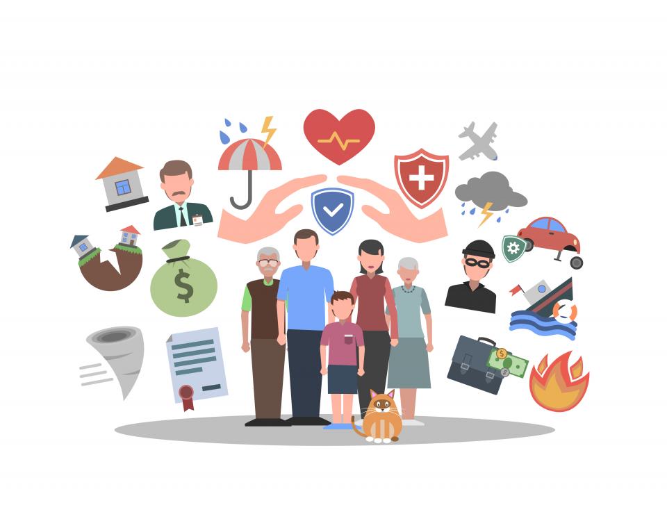 طراحی اپلیکیشن بیمه