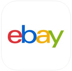 اپلیکیشن فروشگاه اینترنتی ebay