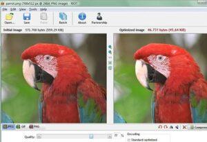 بهینه سازی تصاویر JPEG با Irfan View
