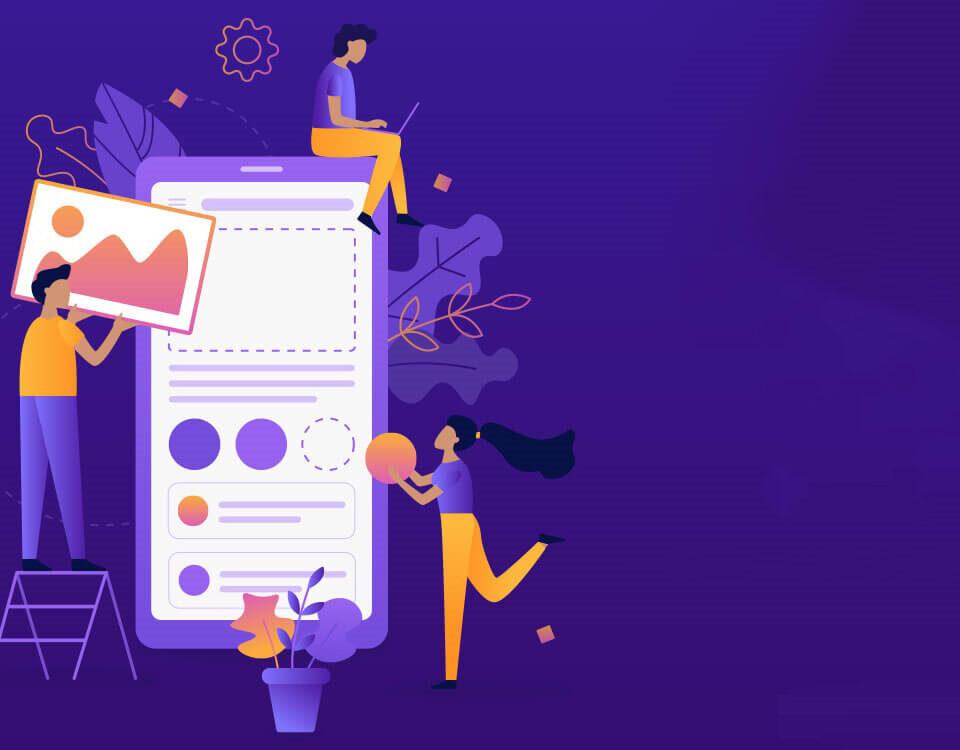 طراحی و توسعه اپلیکیشن