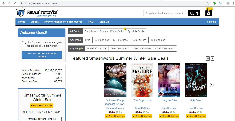 فروش و چاپ کتاب