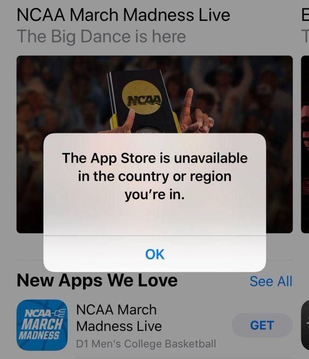سیستم عامل iOS و تحریم آن