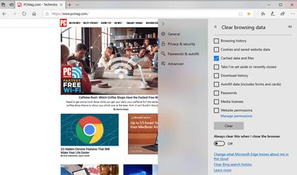 Microsoft Edge و Internet Explorer