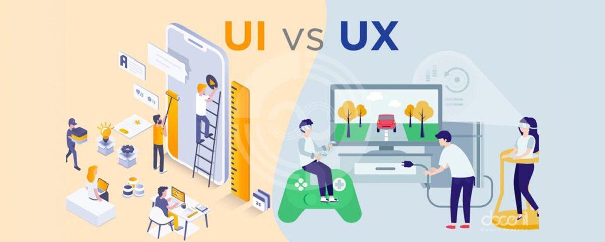 ویژگیهای UX و UI