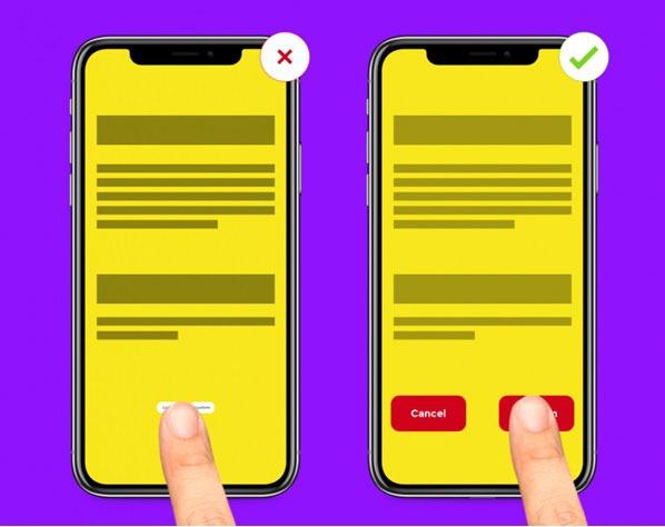 10 نکتهی اولیه در طراحی اپلیکیشن موبایل